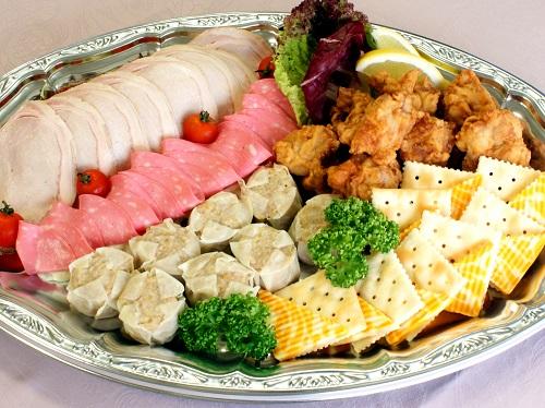 【デリバリー】グリーンパレスのお料理をお届けします